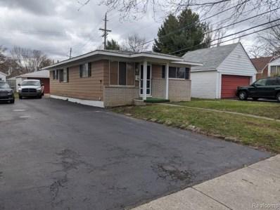 190 Draper Ave, Pontiac, MI 48341 - MLS#: 40046990