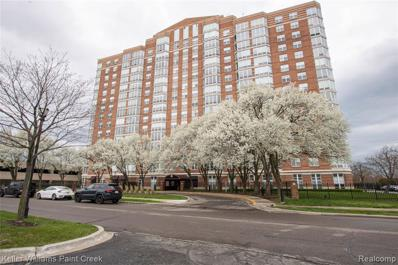 250 E Harbortown Dr UNIT Unit#208, Detroit, MI 48207 - MLS#: 40047036
