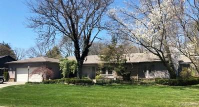 19944 Old Pond Crt, Franklin, MI 48025 - MLS#: 40047201