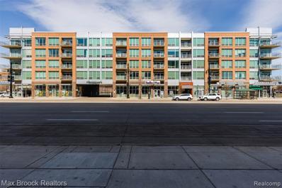 3670 Woodward Ave UNIT Unit#205, Detroit, MI 48201 - MLS#: 40047363
