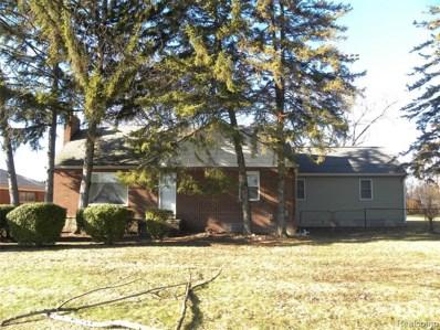 30601 Hoover Rd, Warren, MI 48093 - MLS#: 40047651