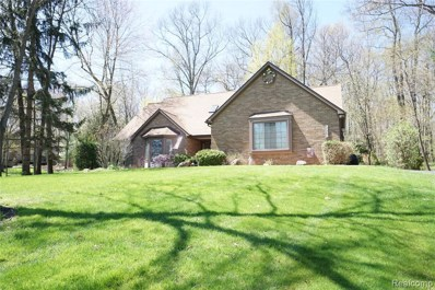 2236 Quiet Valley Trl, Brighton, MI 48114 - MLS#: 40047945