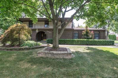 4601 Fairway Rdg, West Bloomfield, MI 48323 - MLS#: 40048216
