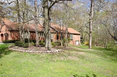 4065 Hidden Woods Dr, Bloomfield Hills, MI 48301 - MLS#: 40048746