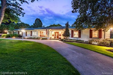 172 Chesterfield Rd, Bloomfield Hills, MI 48304 - MLS#: 40048819