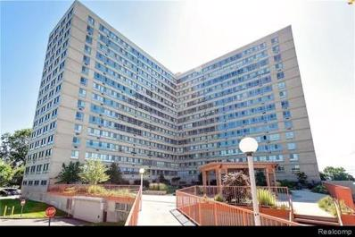 8900 E Jefferson Ave UNIT Unit#11>, Detroit, MI 48214 - MLS#: 40048948