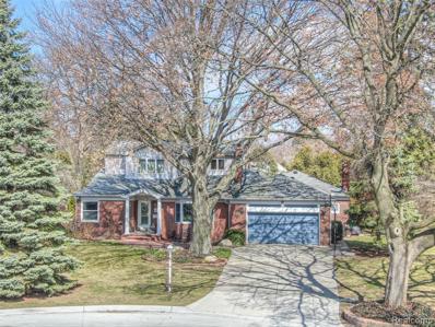 6 Ridgemont Crt, Dearborn, MI 48124 - MLS#: 40049192