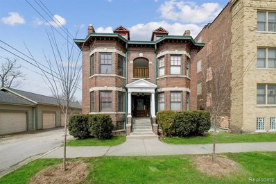 1616 Merrick St UNIT Unit#8, Detroit, MI 48208 - MLS#: 40049199