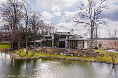 1660 Apple Ln, Bloomfield Twp, MI 48302 - MLS#: 40049229