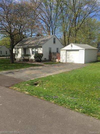 15507 Brookfield St, Livonia, MI 48154 - MLS#: 40049500