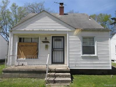 18327 Codding St, Detroit, MI 48219 - MLS#: 40049507