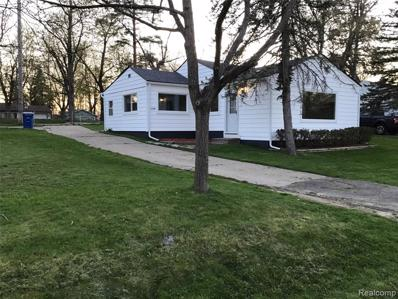 1128 Oregon Blvd, Waterford, MI 48327 - MLS#: 40049610
