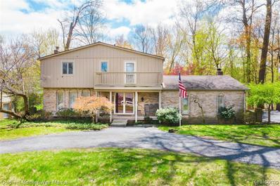 1959 S Hammond Lake Dr, Bloomfield Hills, MI 48302 - MLS#: 40049622