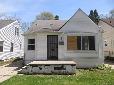 18566 Appleton St, Detroit, MI 48219 - MLS#: 40049655
