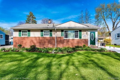 42645 Prince Dr, Sterling Heights, MI 48313 - MLS#: 40049898
