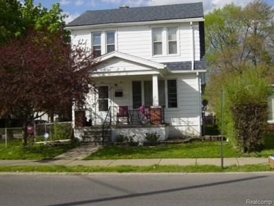 1486 Cicotte Ave, Lincoln Park, MI 48146 - MLS#: 40050113