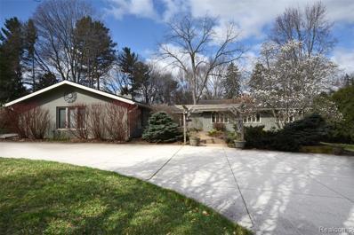 1119 Covington Rd, Bloomfield Hills, MI 48301 - MLS#: 40051236