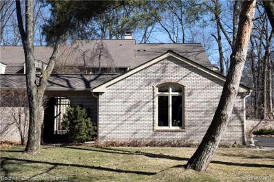 1163 Glenpointe Crt, Bloomfield Hills, MI 48304 - MLS#: 40052574