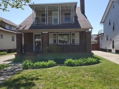 22177 Beech St, Dearborn, MI 48124 - MLS#: 40052696