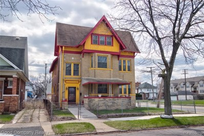 500 Josephine St, Detroit, MI 48202 - MLS#: 40052921