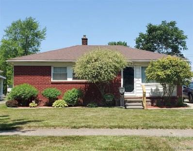 25030 Woodruff Rd, Flat Rock, MI 48134 - MLS#: 40052935