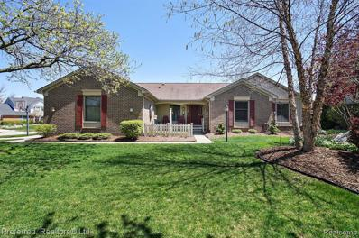 9400 Red Maple Crt, Plymouth, MI 48170 - MLS#: 40053263