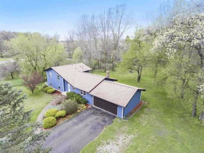 10555 Woodbrook Dr, Cement City, MI 49233 - MLS#: 40054931