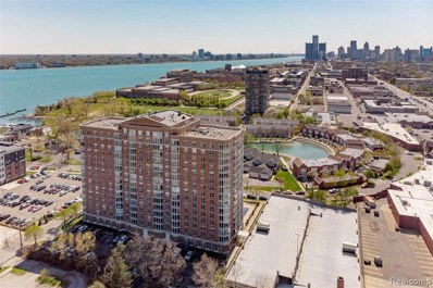 250 E Harbortown Dr S UNIT Unit#11>, Detroit, MI 48207 - MLS#: 40055071