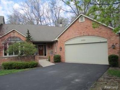 22286 Valley Oaks Dr, Beverly Hills, MI 48025 - MLS#: 40055810