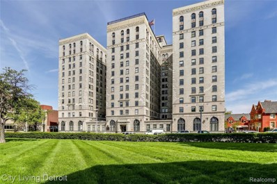 15 E Kirby St UNIT Unit#207, Detroit, MI 48202 - MLS#: 40057522