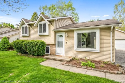 4690 Medina Ave, Waterford, MI 48327 - MLS#: 40057802