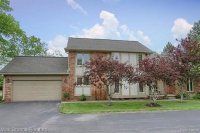 4085 Willoway Place Dr E UNIT Unit#8->, Bloomfield Hills, MI 48302 - MLS#: 40058091