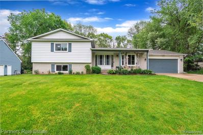 1061 Lake Ridge Dr, Brighton, MI 48114 - MLS#: 40058507