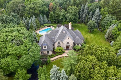1590 Tully Crt, Bloomfield Hills, MI 48302 - MLS#: 40058509
