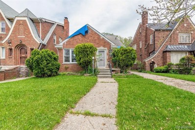 17320 Kentucky St, Detroit, MI 48221 - MLS#: 40058750