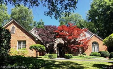1173 Foxwood Crt, Bloomfield Hills, MI 48304 - MLS#: 40058773