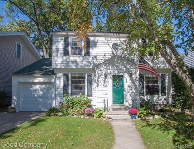 19 Woodward Heights Blvd, Pleasant Ridge, MI 48069 - MLS#: 40058899