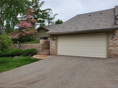 4325 Foxpointe Dr, West Bloomfield, MI 48323 - MLS#: 40059151
