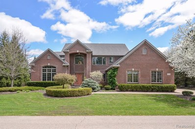 13350 Stone Creek Crt, Plymouth, MI 48170 - MLS#: 40059667