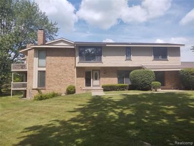 7363 Creek View Crt UNIT Unit#80>, West Bloomfield, MI 48322 - MLS#: 40060505