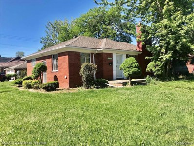 5801 Oakman Blvd, Detroit, MI 48204 - MLS#: 40060590