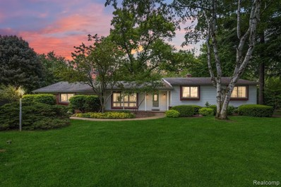 4552 Wagon Wheel Dr Dr, Bloomfield Hills, MI 48301 - MLS#: 40061789