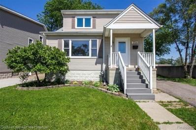 3514 Robina Ave, Berkley, MI 48072 - MLS#: 40062000