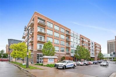 3670 Woodward Ave UNIT Unit#313, Detroit, MI 48201 - MLS#: 40062273