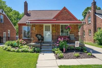 2429 N Wilson Ave, Royal Oak, MI 48073 - MLS#: 40064548