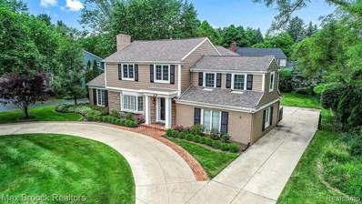 559 N Cranbrook Rd, Bloomfield Hills, MI 48301 - MLS#: 40065121