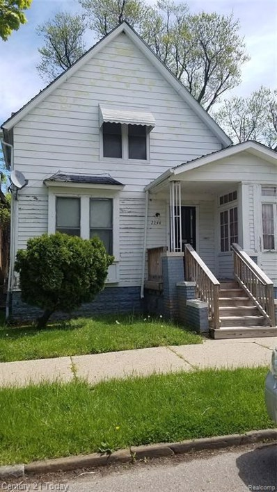 2244 Holcomb St, Detroit, MI 48214 - MLS#: 40066429
