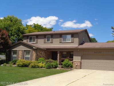 34020 Old Timber Rd, Farmington Hills, MI 48331 - MLS#: 40066566