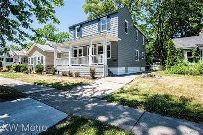 481 E Lewiston Ave, Ferndale, MI 48220 - MLS#: 40068573