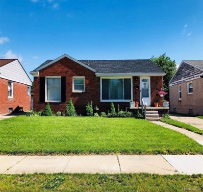 808 Pagel Ave, Lincoln Park, MI 48146 - MLS#: 40068756